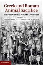 Greek and Roman Animal Sacrifice