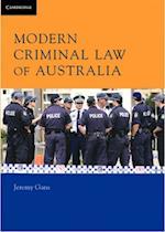 Modern Criminal Law of Australia af Jeremy Gans