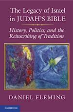 Legacy of Israel in Judah's Bible