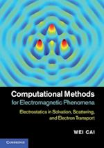 Computational Methods for Electromagnetic Phenomena af Wei Cai