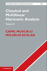 Classical and Multilinear Harmonic Analysis: Volume 2 (CAMBRIDGE STUDIES IN ADVANCED MATHEMATICS)