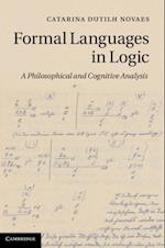 Formal Languages in Logic af Catarina Dutilh Novaes