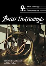 Cambridge Companion to Brass Instruments (Cambridge Companions to Music)