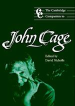 Cambridge Companion to John Cage af Nicholls
