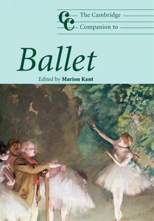 Cambridge Companion to Ballet af Kant