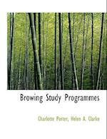 Browing Study Programmes af Helen A. Clarke, Charlotte Porter