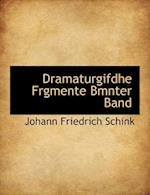 Dramaturgifdhe Frgmente Bmnter Band
