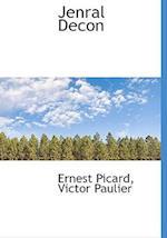 Jenral Decon af Victor Paulier, Ernest Picard