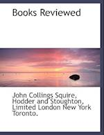 Books Reviewed af John Collings Squire