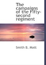 The Campaigns of the Fifty-Second Regiment af Smith B. Mott