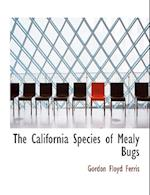 The California Species of Mealy Bugs af Gordon Floyd Ferris