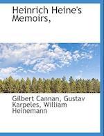 Heinrich Heine's Memoirs, af Gilbert Cannan, Gustav Karpeles