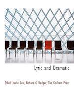 Lyric and Dramatic af Ethel Louise Cox