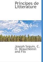 Principes de Litterature af Joseph Seguin