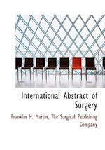 International Abstract of Surgery