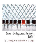 Soren Rierfegaards