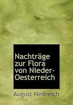 Nachtr GE Zur Flora Von Nieder-Oesterreich