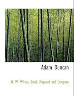Adam Duncan af H. W. Wilson