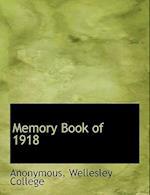 Memory Book of 1918