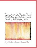 The Life of John Taylor, Third President of the Church of Jesus Christ of Latter-Day Saints af B. H. Roberts
