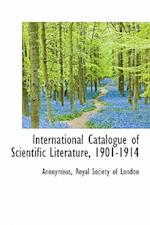 International Catalogue of Scientific Literature, 1901-1914 af Anonymous