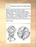 Measuring Made Easy af John Good