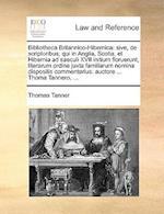 Bibliotheca Britannico-Hibernica