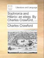 Sophronia and Hilario af Charles Crawford