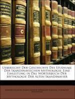 Uebersicht Der Geschichte Des Studiums Der Skandinavischen Mythologie af Sveinbjorn Egilsson, Rasmus Nyerup, Konrao Gislason