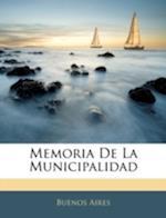 Memoria de La Municipalidad af Buenos Aires