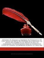 Memoires de Madame La Marquise de Pompadour af Jeanne Antoinette Poisson Pompadour, Rene Perin, Ren Prin