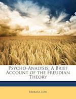 Psycho-Analysis af Barbara Low