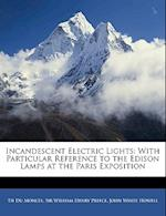 Incandescent Electric Lights af William Henry Preece, John White Howell, Th Du Moncel