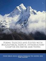 Poems af Leon Emile Kastner, Johann Wolfgang von Goethe, Henry Gibson Atkins