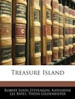 Treasure Island af Robert Louis Stevenson, Katharine Lee Bates, Theda Gildemeister