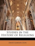 Studies in the History of Religions af David Gordon Lyon