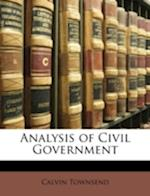 Analysis of Civil Government af Calvin Townsend