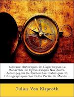 Tableaux Historiques de L'Asie af Julius Von Klaproth