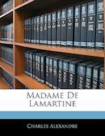 Madame de Lamartine af Charles Alexandre