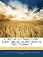 A History of Philosophy af Noah Porter, Vincenzo Botta, Friedrich Ueberweg