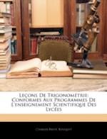 Lecons de Trigonometrie af Bouquet, Charles Bouquet, Charles Briot