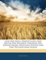 Leib Und Seele af Rudolf Eisler