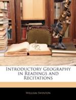 Introductory Geography in Readings and Recitations