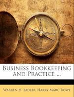 Business Bookkeeping and Practice ... af Harry Marc Rowe, Warren H. Sadler