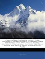 Crofutt's Trans-Continental Tourist's Guide af George A. Crofutt