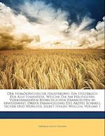 Der Homoopathische Hausfreund, Erster Theil af Friedrich August Gunther