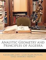 Analytic Geometry and Principles of Algebra af Alexander Ziwet, Louis Allen Hopkins, Earle Raymond Hedrick