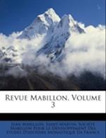 Revue Mabillon, Volume 3 af Jean Mabillon, Jean Saint-Martin