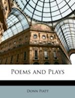 Poems and Plays af Donn Piatt