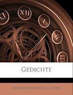 Gedichte af Friedrich Wilhelm Gotter